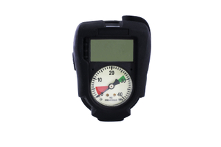 PCMF01 Intelligent digital electronic pressure gauge for firefighting respirator