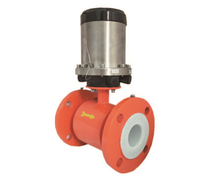 PCL Battery type electromagnetic flow meter